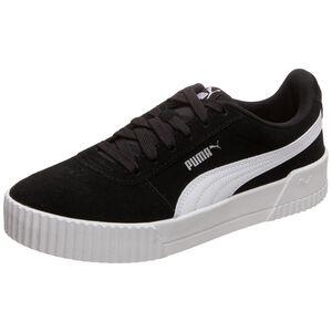 Carina Sneaker Damen, schwarz / silber, zoom bei OUTFITTER Online