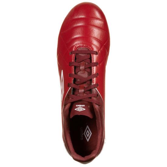 Medusae III Pro FG Fußballschuh Herren, rot / weiß, zoom bei OUTFITTER Online