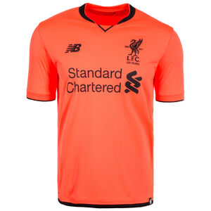 FC Liverpool Trikot 3rd 2017/2018 Herren, Orange, zoom bei OUTFITTER Online