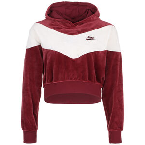 NSW Heritage Plush Hoodie Damen, dunkelrot / weinrot, zoom bei OUTFITTER Online