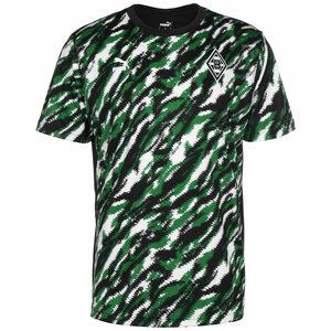 Borussia Mönchengladbach Iconic MCS Graphic Trainingsshirt Herren, schwarz / grün, zoom bei OUTFITTER Online