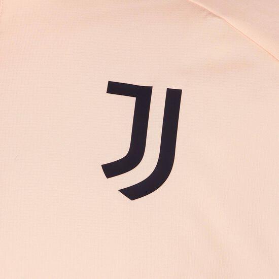 Juventus Turin Warm Trainingssweat Herren, rosa / dunkelblau, zoom bei OUTFITTER Online