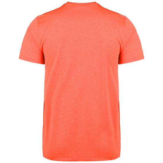 Aeroready 3-Stripes Trainingsshirt Herren, korall / lachs, zoom bei OUTFITTER Online
