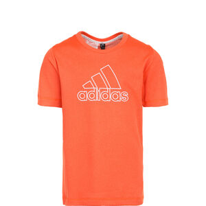 Chill Trainingsshirt Kinder, orange, zoom bei OUTFITTER Online