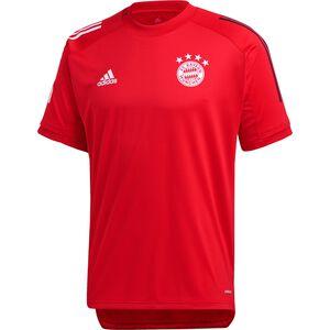 FC Bayern München Trainingstrikot Herren, rot / schwarz, zoom bei OUTFITTER Online