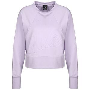 Get Fit Lux Crew Dry Fleece Trainingssweat Damen, flieder, zoom bei OUTFITTER Online