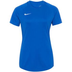 Dry Squad 17 Trainingsshirt Damen, dunkelblau / gelb, zoom bei OUTFITTER Online