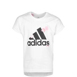 Collegiate T-Shirt Kinder, weiß / schwarz, zoom bei OUTFITTER Online