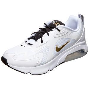 Air Max 200 Sneaker Herren, weiß / gold, zoom bei OUTFITTER Online