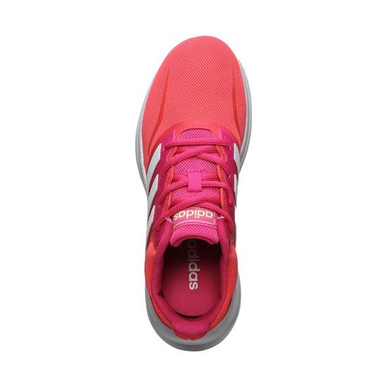 Runfalcon Laufschuh Kinder, rot / pink, zoom bei OUTFITTER Online