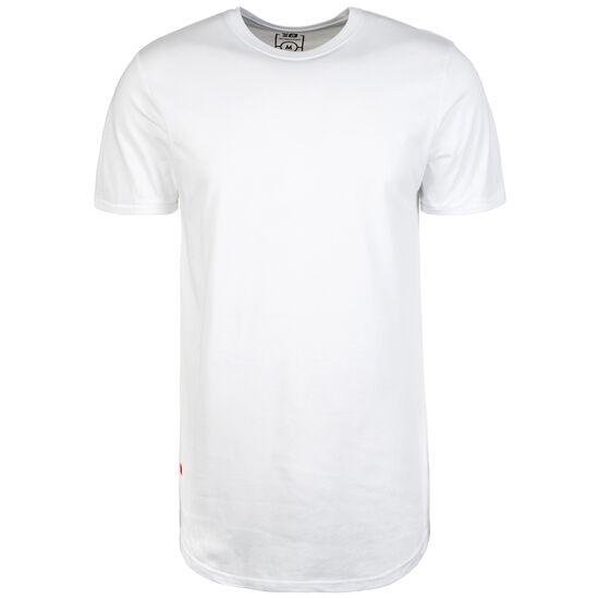 Longcut-Shirt Herren, Weiß, zoom bei OUTFITTER Online