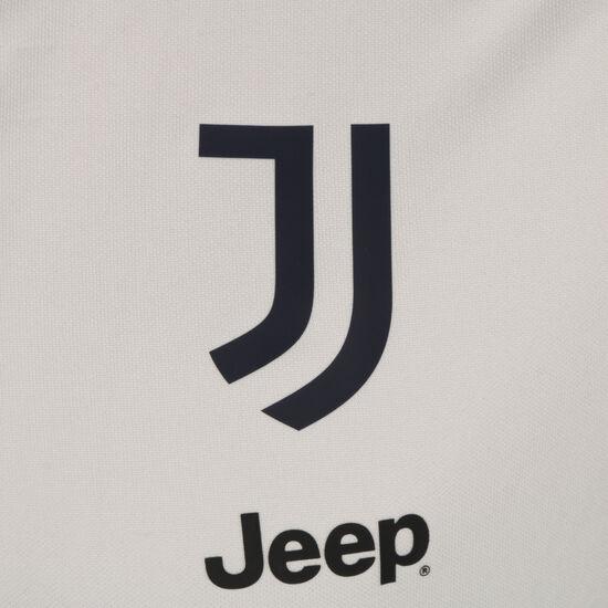 Juventus Turin Trainingssweat Herren, hellgrau / dunkelblau, zoom bei OUTFITTER Online