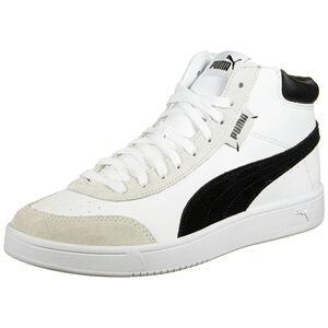 Court Legend SL Sneaker, weiß / schwarz, zoom bei OUTFITTER Online