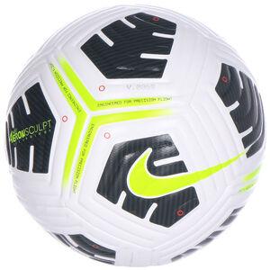 Academy Pro Fußball, weiß / neongelb, zoom bei OUTFITTER Online