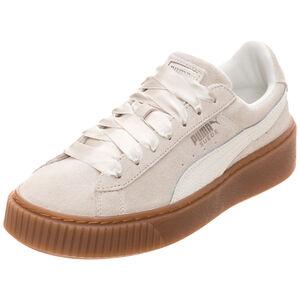 Suede Platform Bubble Sneaker Damen, Grau, zoom bei OUTFITTER Online