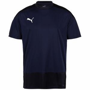 TeamGOAL 23 Trainingsshirt Herren, dunkelblau / weiß, zoom bei OUTFITTER Online
