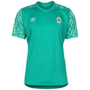 SV Werder Bremen Trainingsshirt Herren, grün / hellgrün, zoom bei OUTFITTER Online