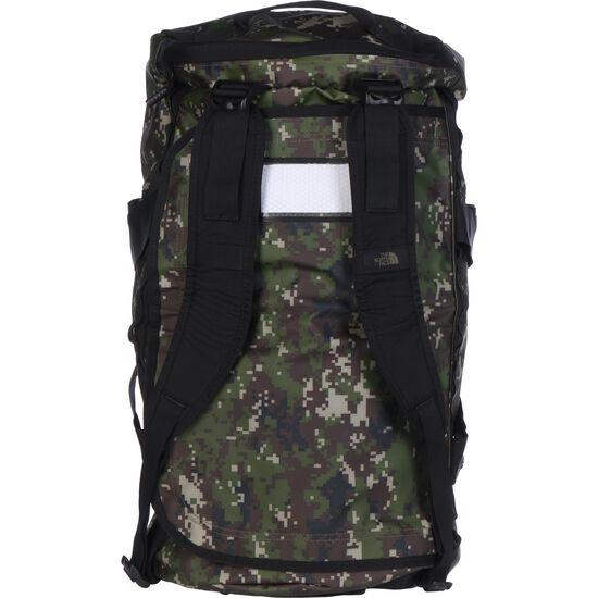 Base Camp Duffel Tasche Medium, grün / schwarz, zoom bei OUTFITTER Online