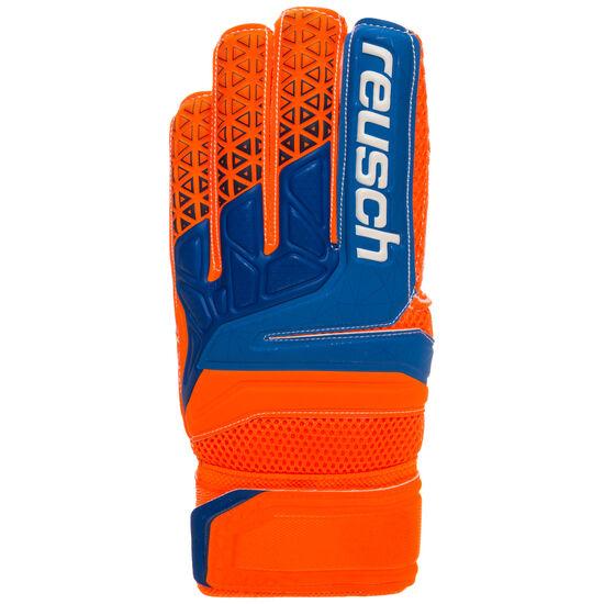 Prisma SG Finger Support Torwarthandschuh Herren, Orange, zoom bei OUTFITTER Online