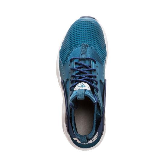 Air Huarache Run Ultra Sneaker Kinder, blau / hellgrau, zoom bei OUTFITTER Online
