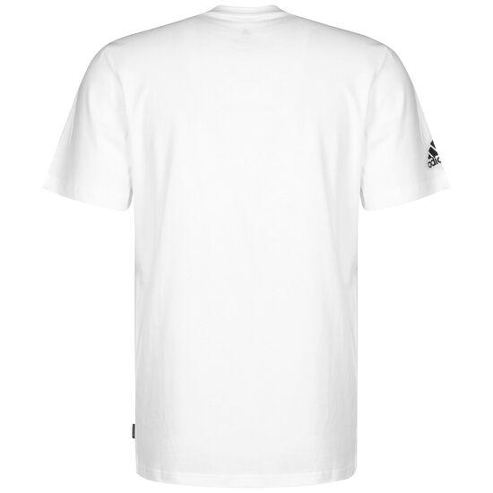 Juventus Turin Street Graphic T-Shirt Herren, weiß / schwarz, zoom bei OUTFITTER Online