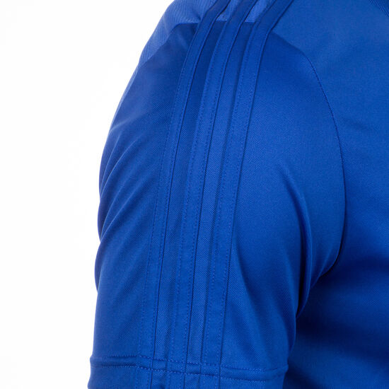 Condivo 18 Trainingsshirt Herren, blau / weiß, zoom bei OUTFITTER Online