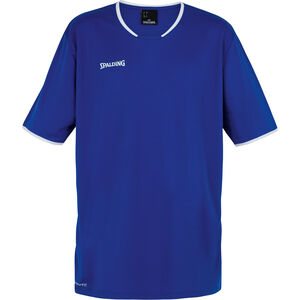 Move Shooting T-Shirt Herren, dunkelblau / weiß, zoom bei OUTFITTER Online
