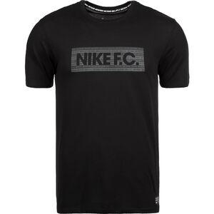 Dry F.C. Seasonal Block T-Shirt Herren, schwarz, zoom bei OUTFITTER Online