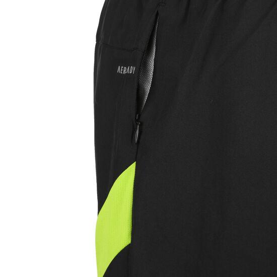 Own The Run Cooler Laufshort Herren, schwarz / neongelb, zoom bei OUTFITTER Online