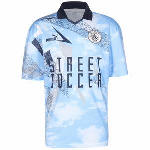 Manchester City Street Soccer Trikot Herren, hellblau / schwarz, zoom bei OUTFITTER Online