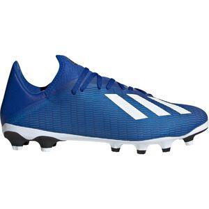 X 19.3 MG Fußballschuh Herren, blau / weiß, zoom bei OUTFITTER Online