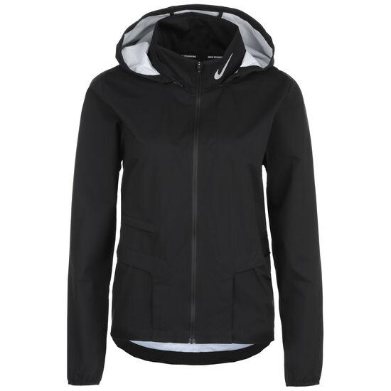 Shield Laufjacke Damen, schwarz, zoom bei OUTFITTER Online