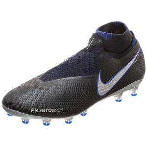 Phantom Vision Elite DF AG-Pro Fußballschuh Herren, schwarz / silber, zoom bei OUTFITTER Online