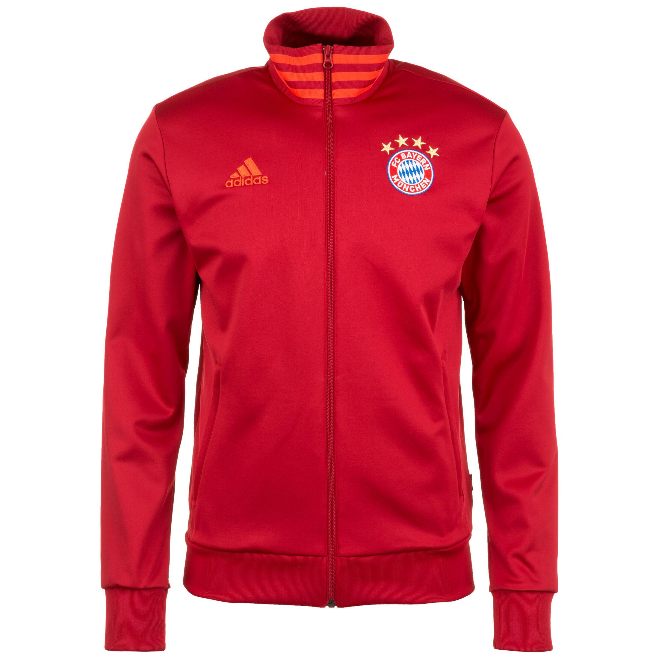 shop, adidas FC Bayern Trainingsjacke Herren orange