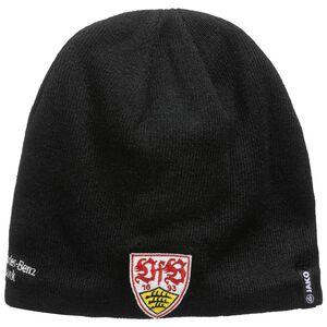 VfB Stuttgart Team Beanie, schwarz / weiß, zoom bei OUTFITTER Online