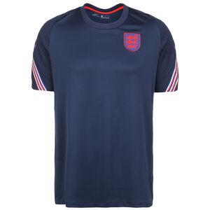 England Breathe Strike Trainingsshirt EM 2021 Herren, dunkelblau / rot, zoom bei OUTFITTER Online