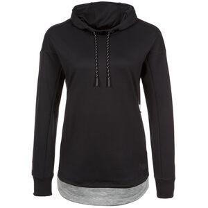 Athletics Kapuzenpullover Damen, schwarz / grau, zoom bei OUTFITTER Online
