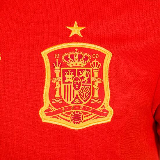 FEF Spanien Trikot Home WM 2018 Herren, Rot, zoom bei OUTFITTER Online