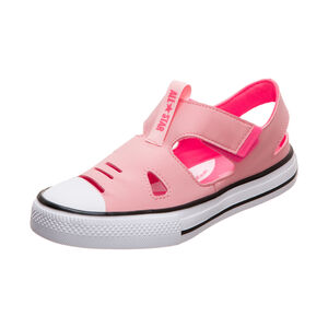 Chuck Taylor All Star Superplay OX Sandale Kinder, rosa / weiß, zoom bei OUTFITTER Online
