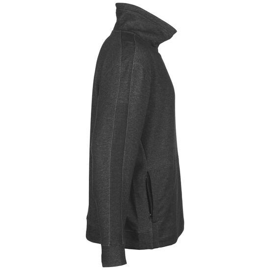 Dri-FIT Fleece Trainingslongsleeve Herren, schwarz, zoom bei OUTFITTER Online