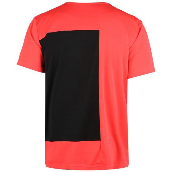 Superset Trainingsshirt Herren, neonrot / schwarz, zoom bei OUTFITTER Online
