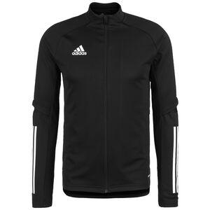 Condivo 20 Trainingsjacke Herren, schwarz / weiß, zoom bei OUTFITTER Online