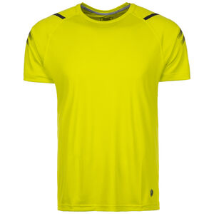Icon Laufshirt Herren, lime, zoom bei OUTFITTER Online