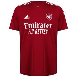 FC Arsenal Trainingsshirt Herren, rot / weiß, zoom bei OUTFITTER Online