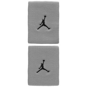 Jumpman Schweißband, grau / schwarz, zoom bei OUTFITTER Online