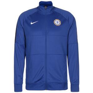 FC Chelsea I96 Anthem Jacke Herren, blau / weiß, zoom bei OUTFITTER Online