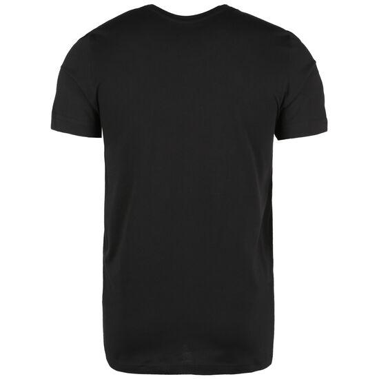 Terrex Logo Trainingsshirt Herren, schwarz / gold, zoom bei OUTFITTER Online