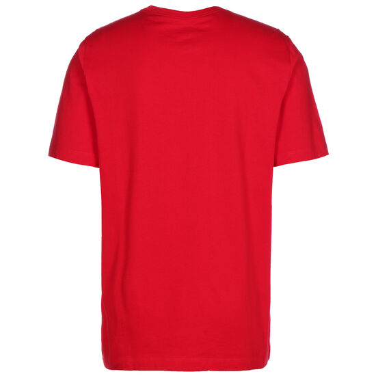 Icon Futura T-Shirt Herren, rot / gelb, zoom bei OUTFITTER Online