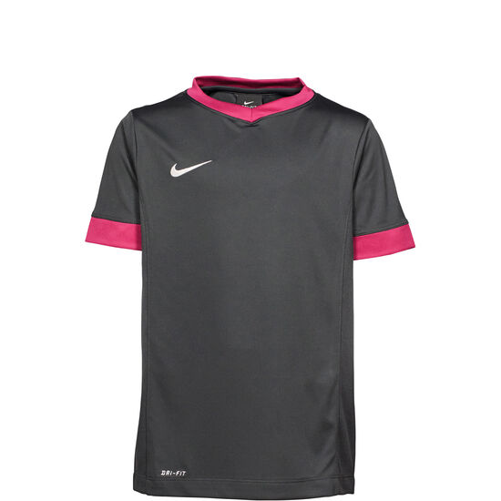 Short Sleeve Trainingsshirt Kinder, Schwarz, zoom bei OUTFITTER Online