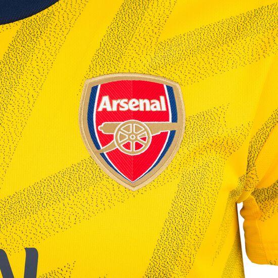 FC Arsenal Trikot Away 2019/2020 Herren, gelb / schwarz, zoom bei OUTFITTER Online